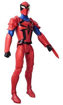 Spiderman Marvel Titan Hero Series Web Warriors - Spyder Knight