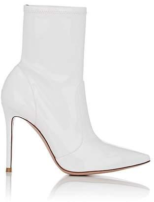 Gianvito Rossi Women's Vinyl Ankle Boots