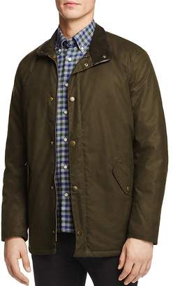 Barbour Waxed Cotton Prestbury Jacket - 100% Exclusive $379 thestylecure.com