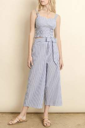 dress forum Tie Waist Culotte
