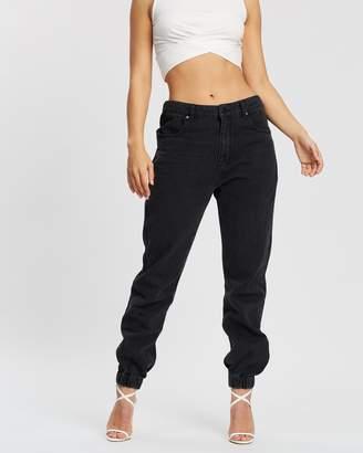 Supre Cuffed Jogger Jeans