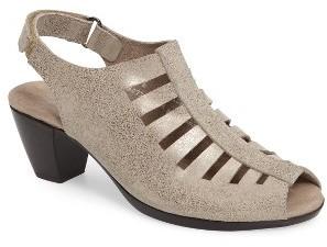 Women's Munro 'Abby' Slingback Sandal $179.95 thestylecure.com
