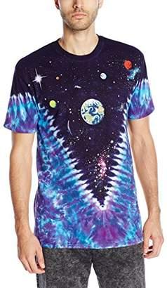 Liquid Blue Men's Space Top T-Shirt