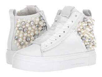 Kennel + Schmenger Kennel & Schmenger Big Pearly High Top Women's Shoes