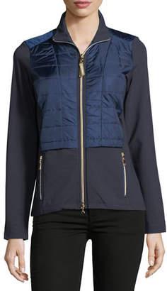 Bogner Sport 8167 Morina Zip-Front Utility Jacket