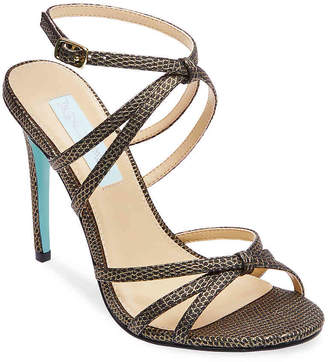91f5c14a75d Gold Betsey Johnson Heels - ShopStyle