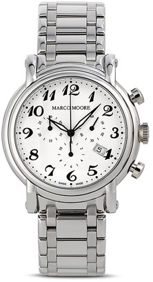 Marco Moore Swiss Movement Watch, 44mm $595 thestylecure.com