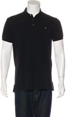 Marc by Marc Jacobs Woven Polo Shirt