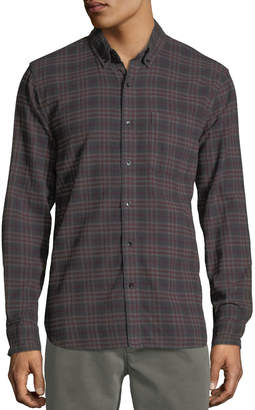 Joe's Jeans Men's Picciano Long-Sleeve Woven Shirt