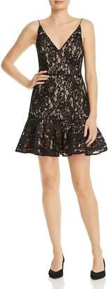 Keepsake Dreamers Lace Dress