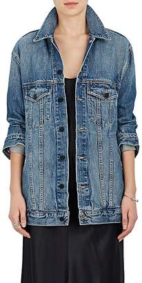 Alexander Wang Denim x Women's Daze Denim Oversized Jacket