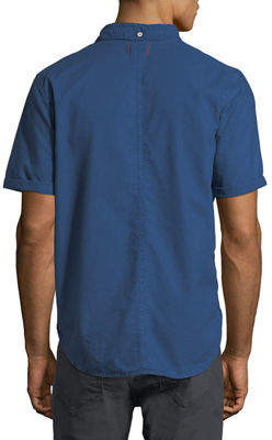 Joe's Jeans Men's Sandoval Short-Sleeve Sport Shirt