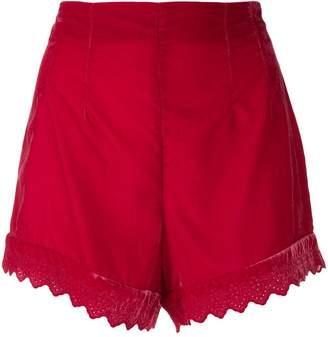 Philosophy di Lorenzo Serafini high waisted shorts