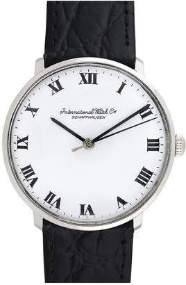 IWC Vintage Watch, 34Mm
