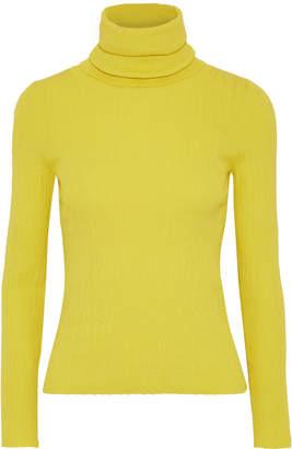 Simon Miller Ribbed-knit Turtleneck Sweater