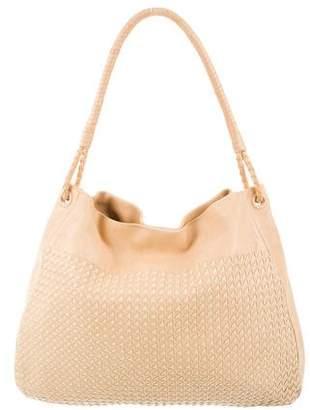 Bottega Veneta Woven Hobo Bag
