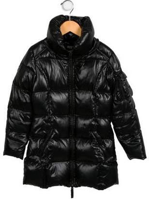SAM. Girls' Down Puffer Coat