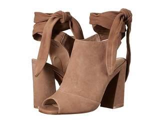Kristin Cavallari Leeds Peep Toe Bootie High Heels