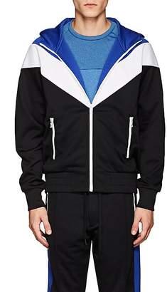 Rag & Bone Men's Colorblocked Hooded Track Jacket