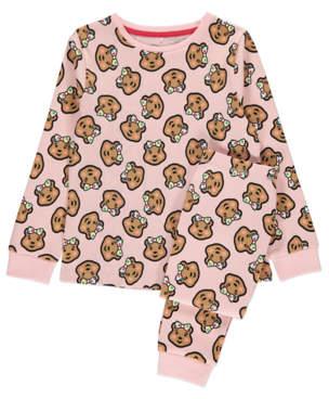George Children in Need Pink Pyjama Set