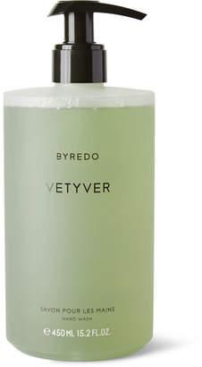 Byredo Vetyver Hand Wash, 450ml