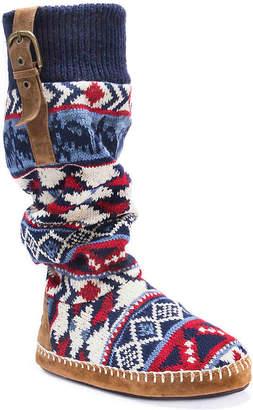 Muk Luks Angela Boot Slipper - Women's