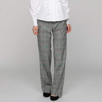 ALEXACHUNG アレクサ・チャン RELAXED SUIT TROUSER