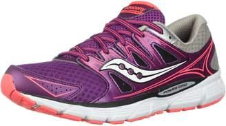 Saucony Women's Tornado Running Shoes, Flinstone/Grey