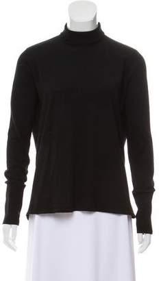 Dion Lee Open Back Turtleneck Sweater