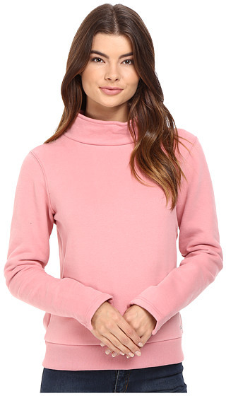 Bench Bench Repay Mock Neck Sweatshirt