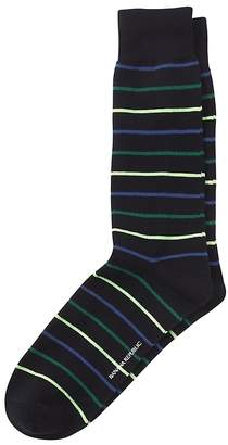 Banana Republic Stripe Sock