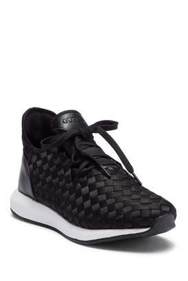 GUESS Zella Woven Sneaker