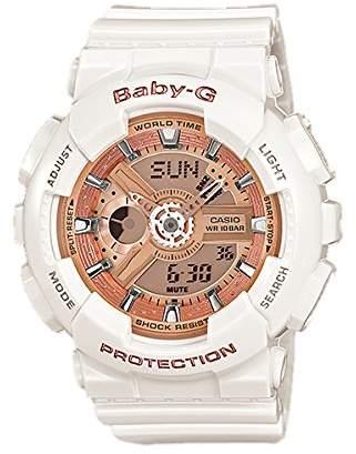 Baby-G Ba-110-7a1er Tone Dail New Women's Watch