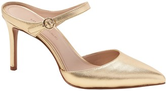 Banana Republic High-Heel Mule Pump