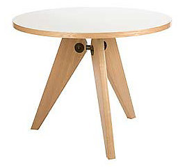 Prouvé Gueridon Table