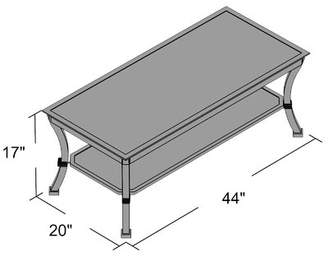 Waterford Charlton Home Coffee Table