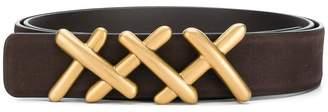 Ermenegildo Zegna XXX XXX reversible belt