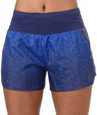 """Asics Women's 3.5"""" Print Woven Running Shorts"""