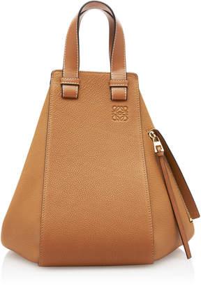 Loewe Medium Hammock Leather Shoulder Bag