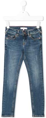 Tommy Hilfiger Junior faded skinny jeans