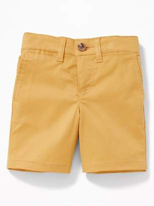 Old Navy Built-In Flex Twill Shorts for Toddler Boys
