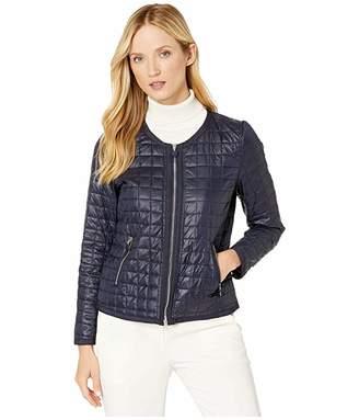 Elliott Lauren Good Sport Quilted Jacket with Zipper Pocket