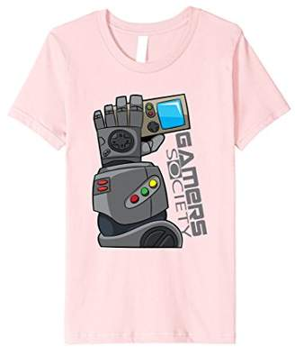 Gamers Society T-Shirt - Online Game Controller - Gaming Tee