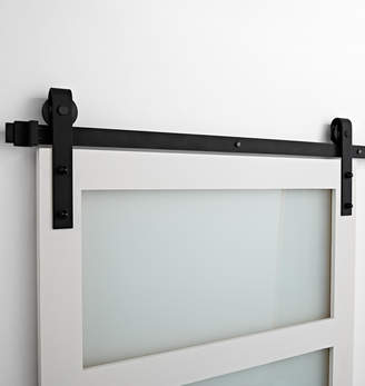 Rejuvenation Classic Barn Door Track Kit - 6ft.