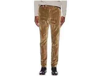 John Varvatos Collection Regular Fit Tapered Bottom Pants P498U3