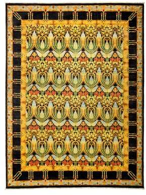 "Solo Rugs Arts and Crafts Area Rug, 8'7"" x 11'4"""