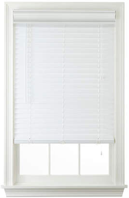 JCPenney JCP HOME HomeTM 2 Faux-Wood Horizontal Blinds