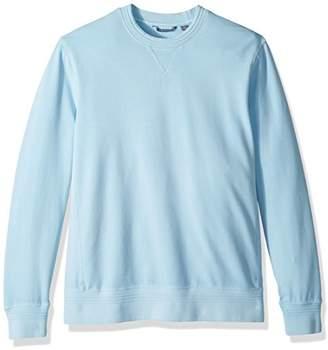 Michael Bastian Men's Pigment Garment Dyed Sweatshirt