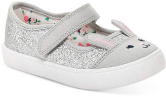 Carter's Genna Bunny Shoes, Toddler & Little Girls (4.5-3)