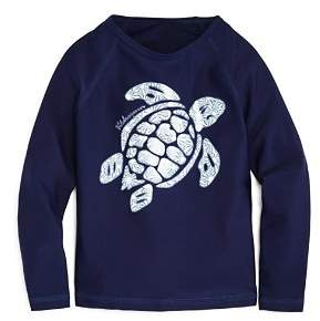 Vilebrequin Boys' Turtle Graphic Rash Guard - Little Kid, Big Kid